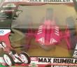 max rumbled