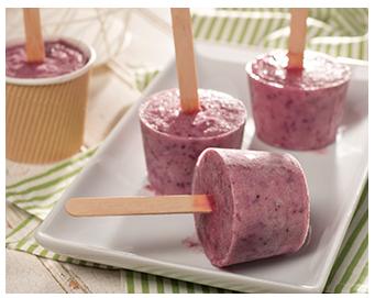 Very Berry Veggie Pops