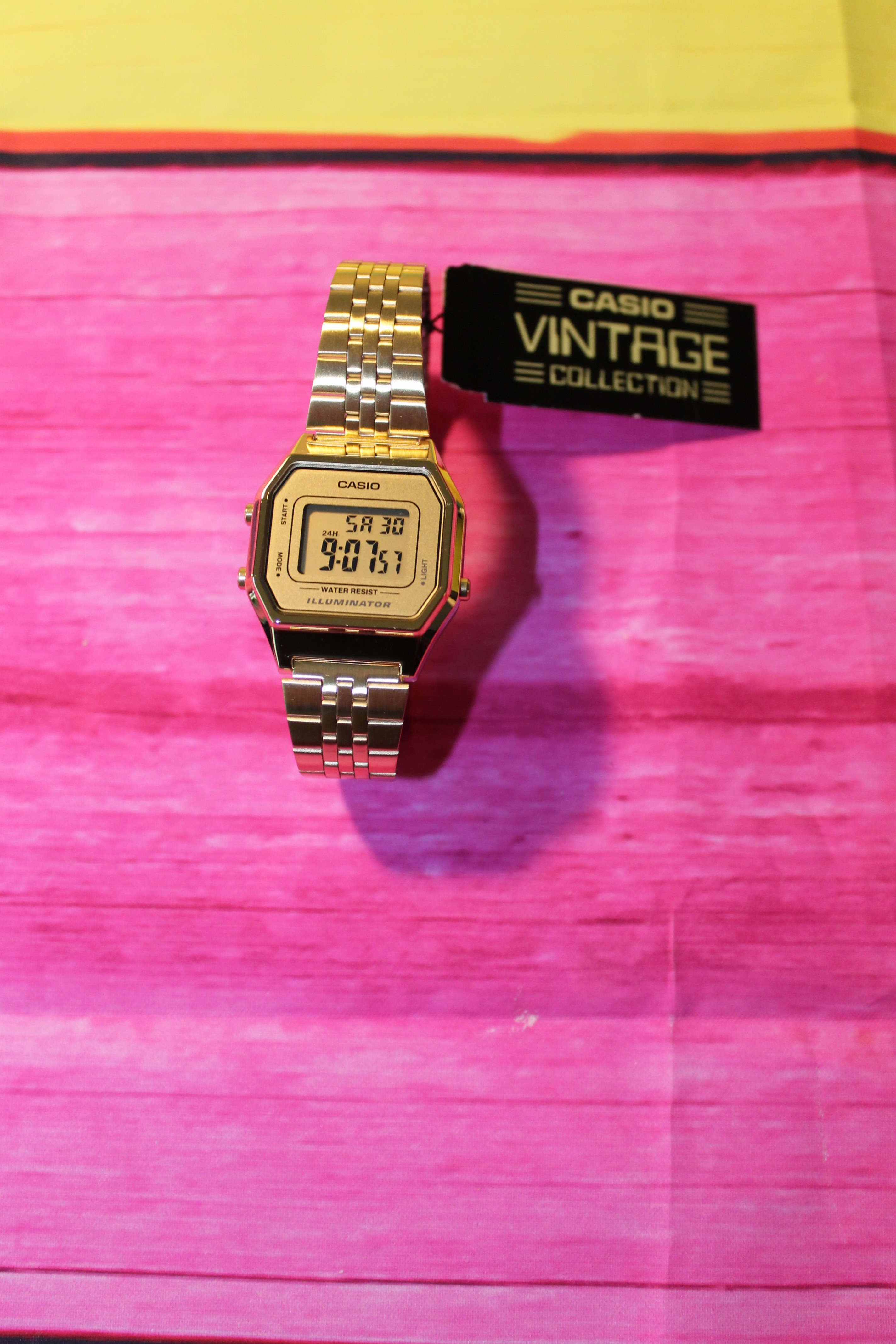 Head Back To School With One Of Casio's Vintage timepieces!
