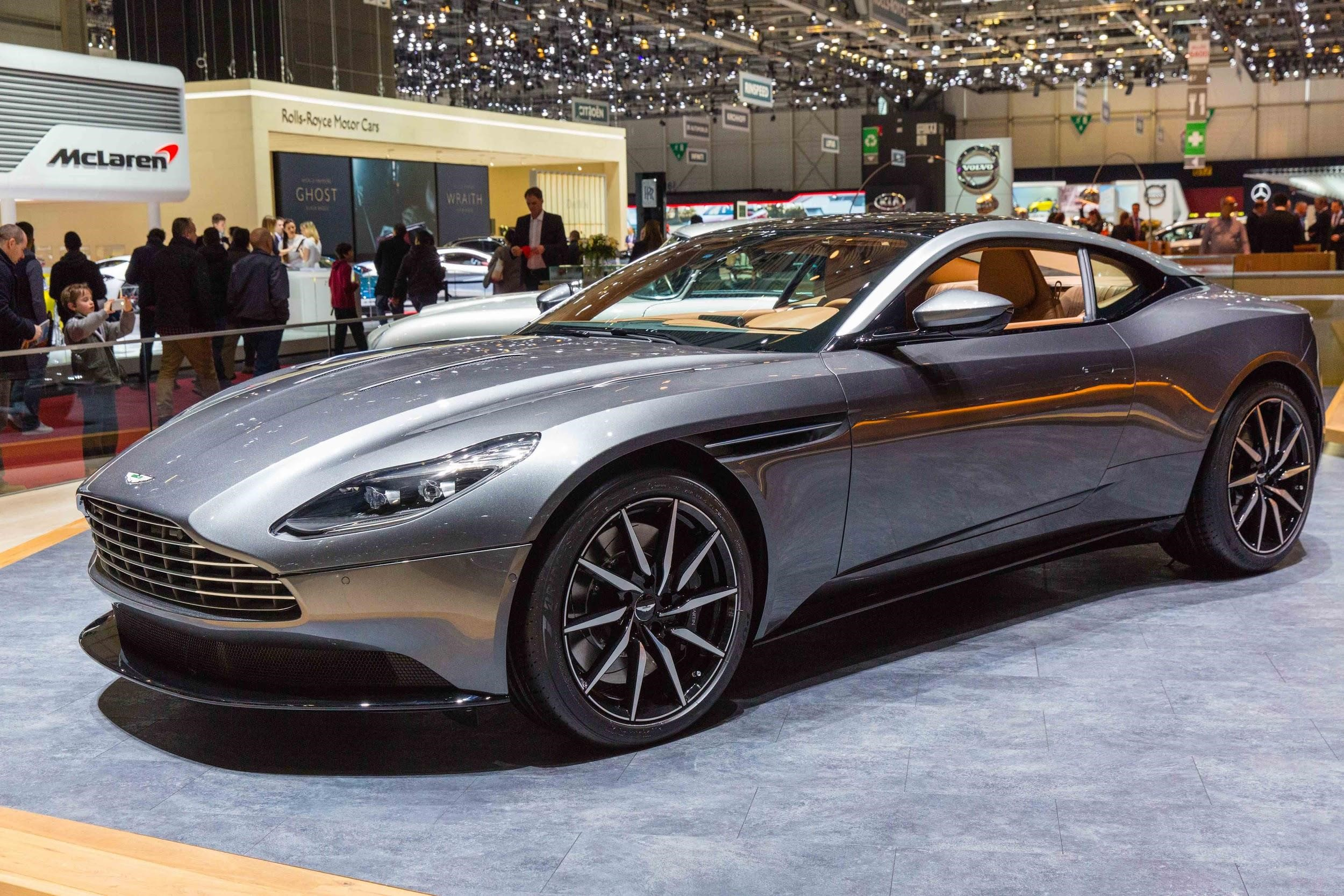 Licensed To Thrill: The All New Aston Martin DB11.