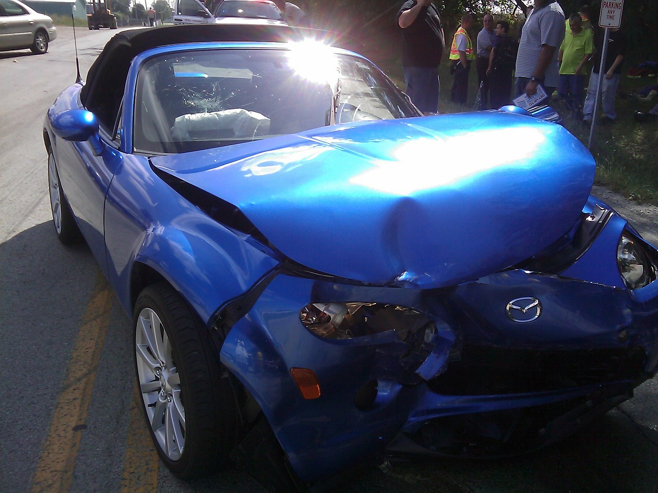 You Can't Be Held Accountable For A Car Crash In These Situations.