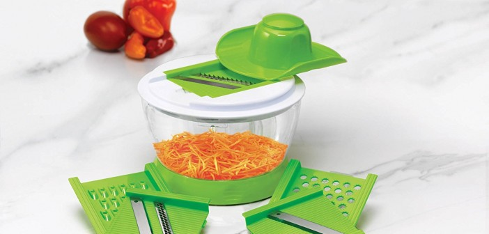 Art and Cook 13-Piece Super Slicer , perfect for any kitchen
