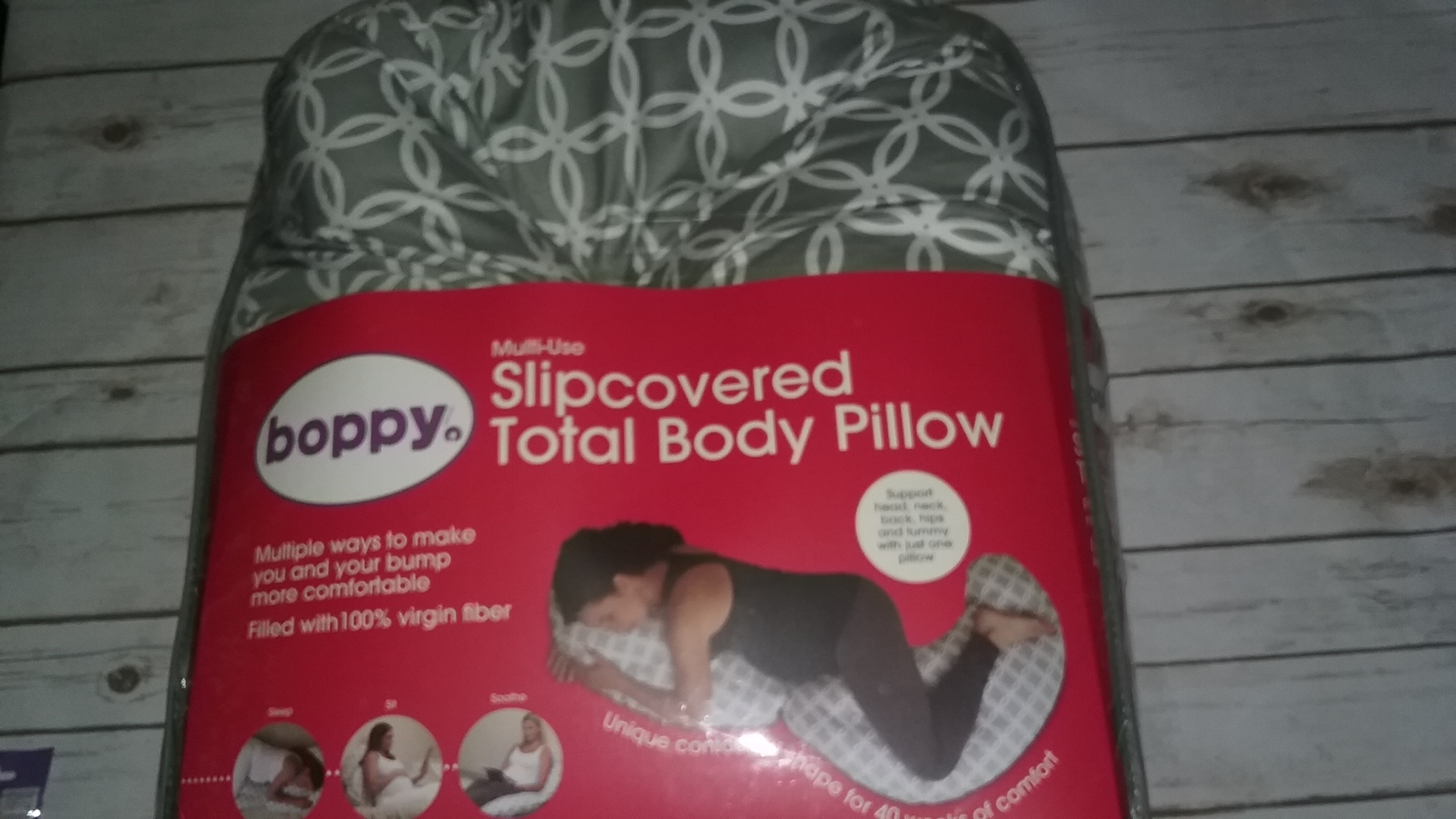 Boppy Com Slipcovered Total Body Pillow An Awesome Pregnancy Pillow