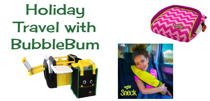 Holiday Travel with BubbleBum
