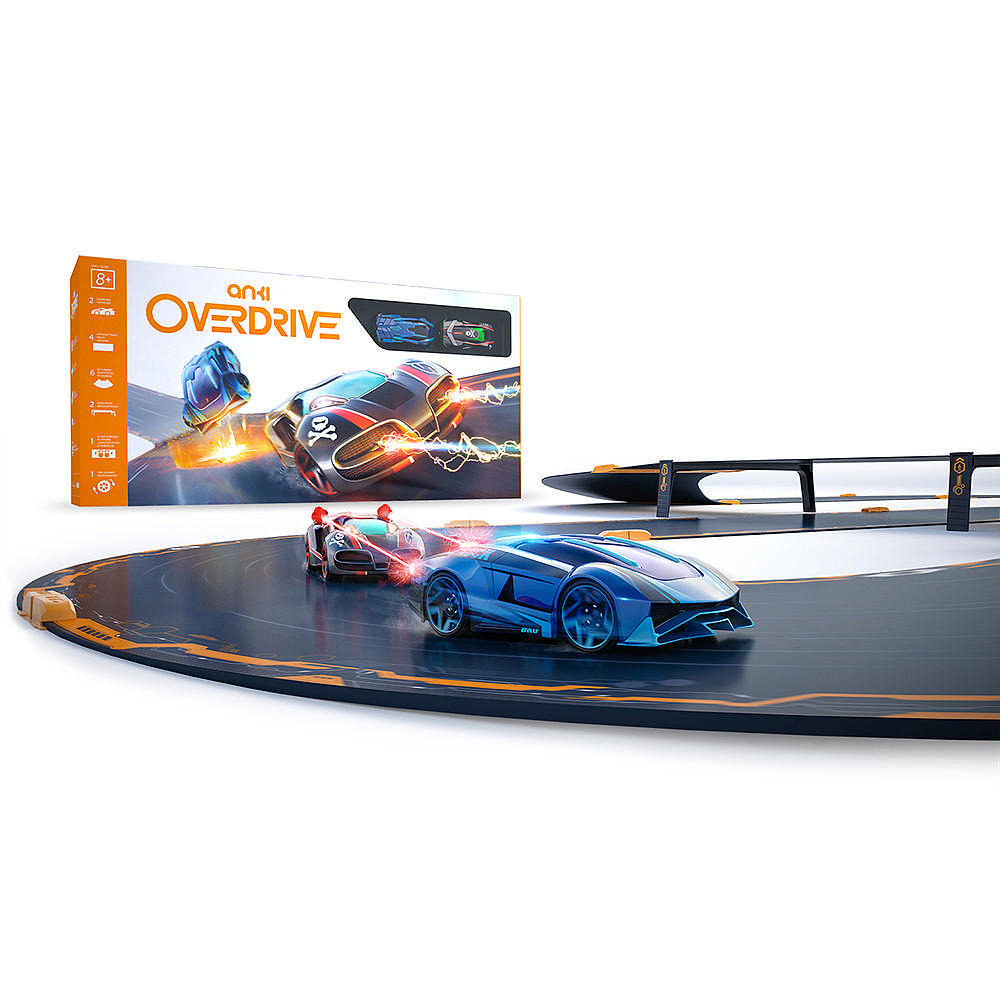 overdriveracecar