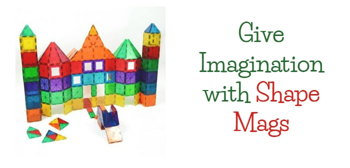 Give Imagination with Shape Mags