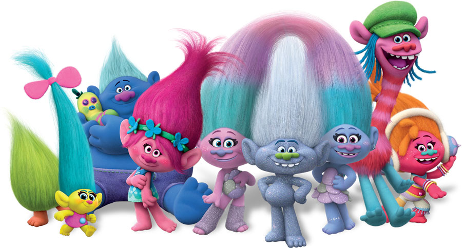 trolls-dreamworks-animation-characters