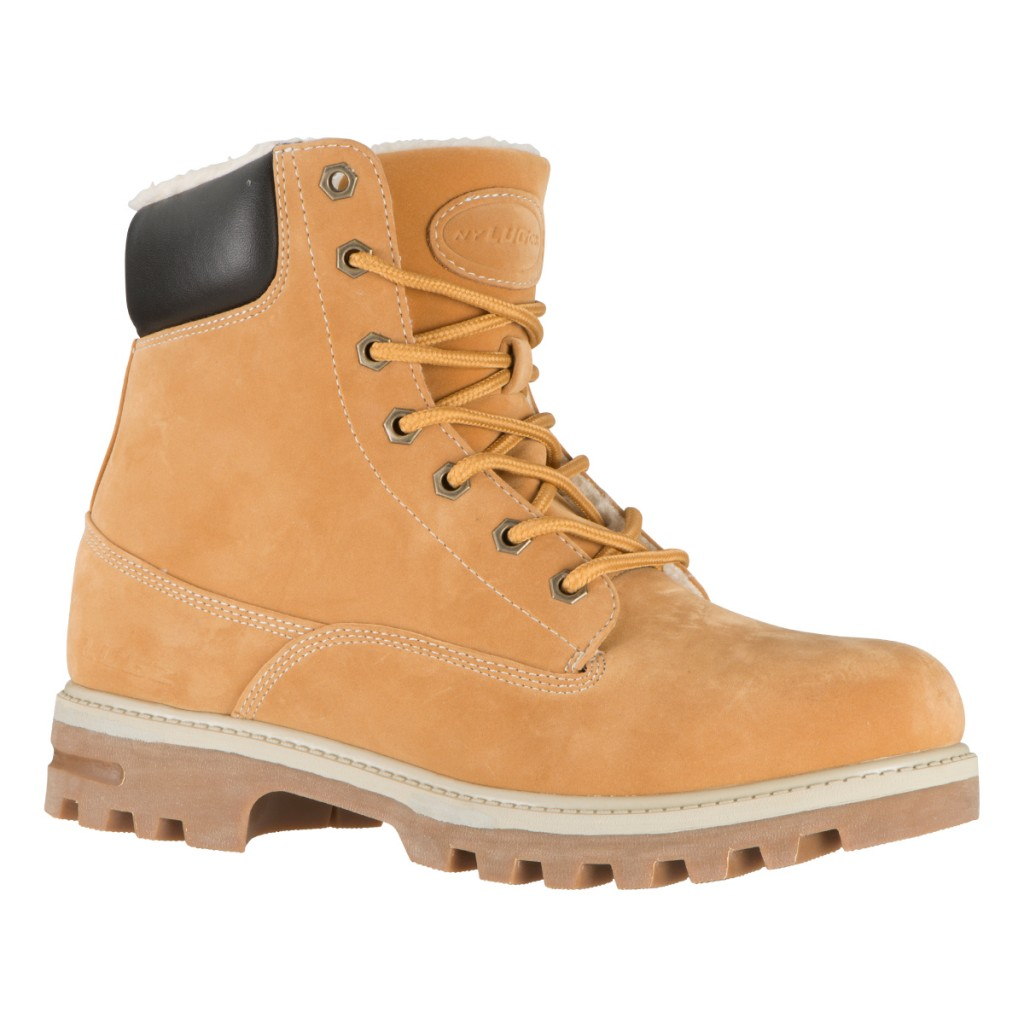 Happy New Year From Lugz, Empire Hi Fleece WR Boot!