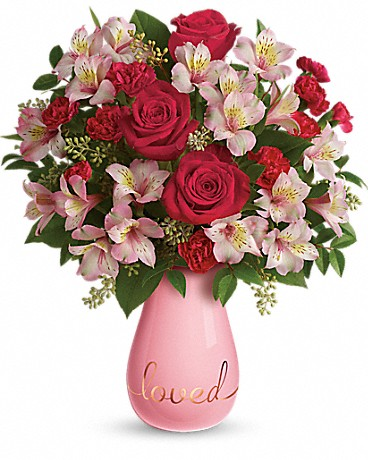 Telefloras Hand Made With Love Bouquets Will Bring A Smile To