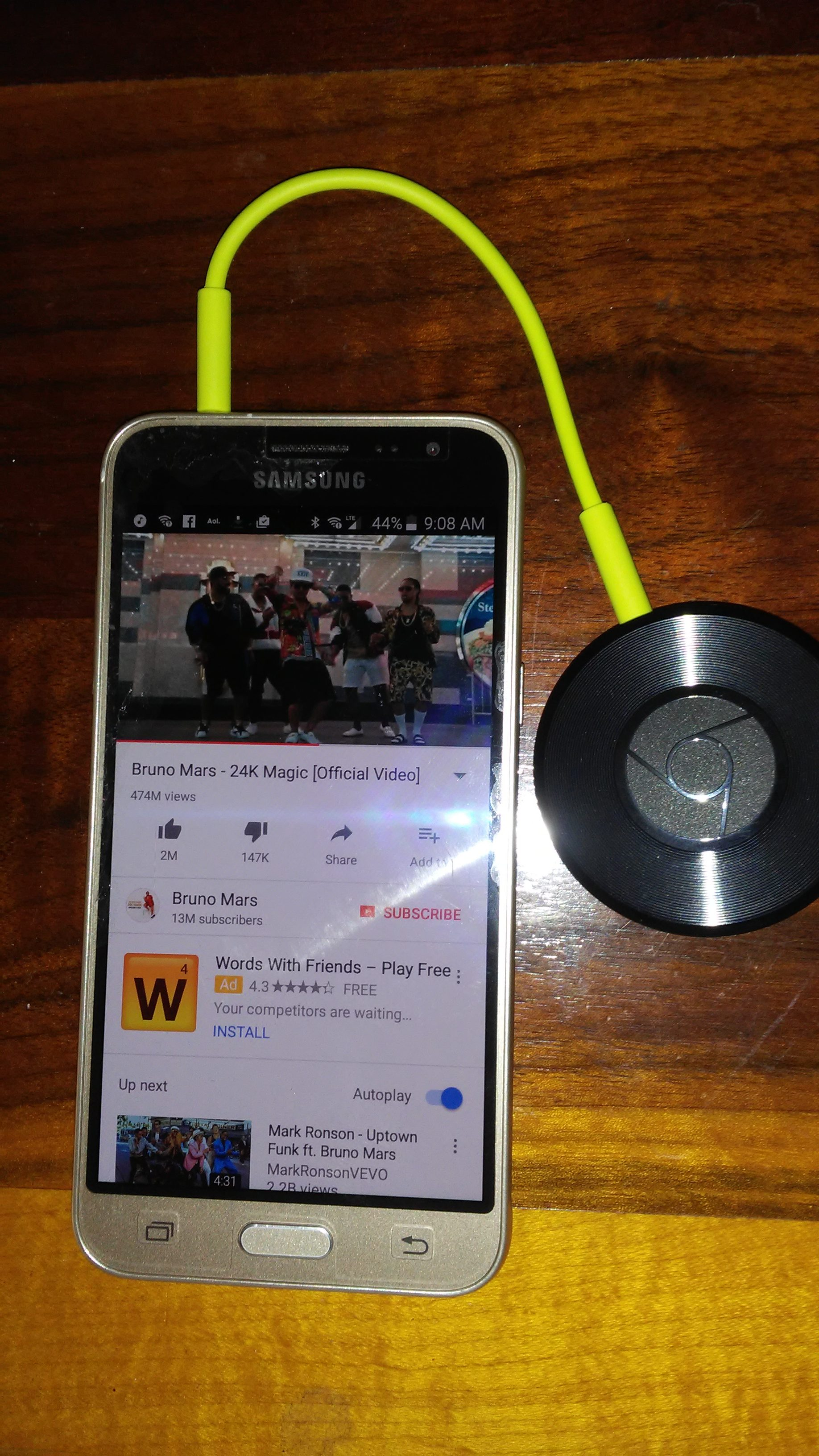 Google Chromecast Audio Available at @BestBuy, @Chromecast #ad