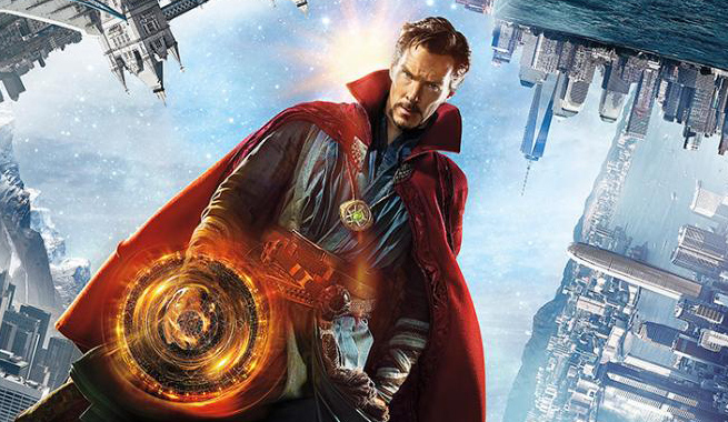 "Weekend Movie Feature: MARVEL STUDIOS' ""DOCTOR STRANGE""!"