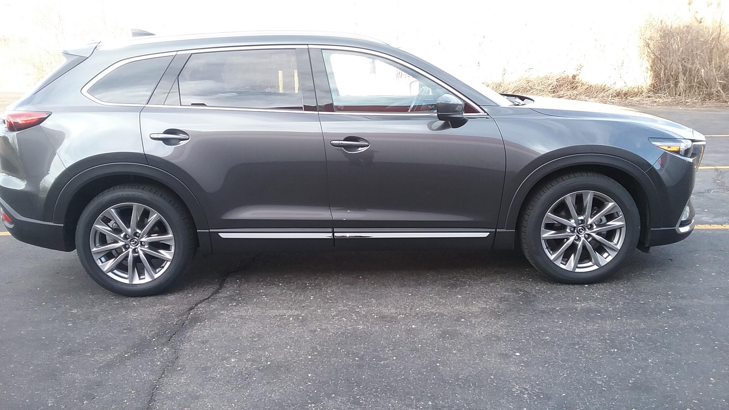 The 2017 Mazda CX-9 Signature AWD, I Think I've Fallen In Love With A Car! #DriveMazda #DriveShop #ad