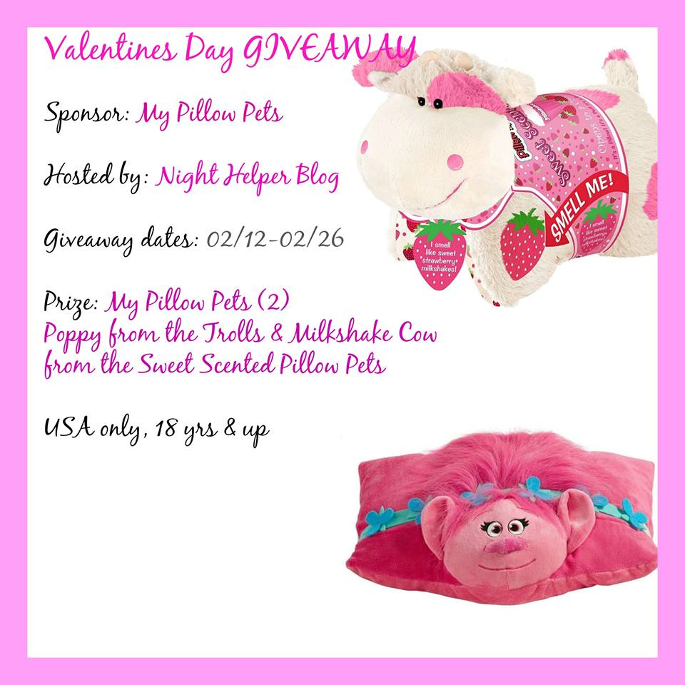 My Pillow Pets Giveaway!