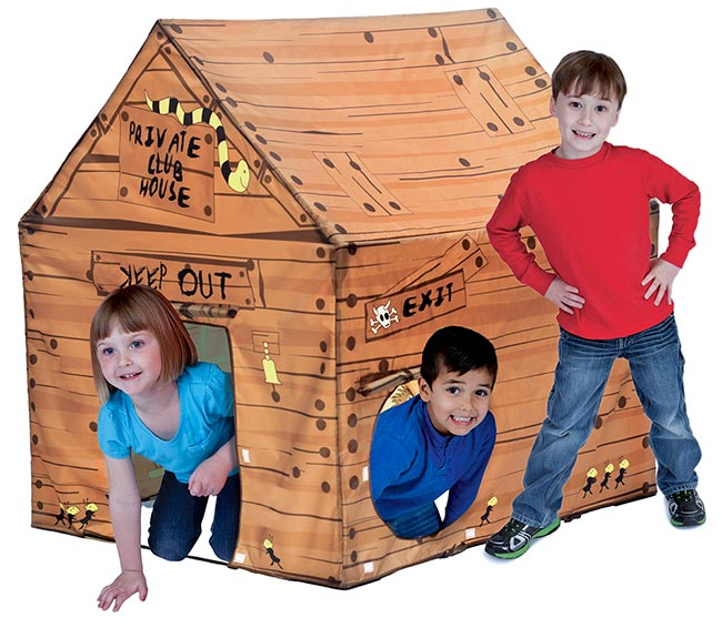 Imaginations Will Flow With The Pacific Play Clubhouse House Tent kids will LOVE IT!  sc 1 st  Night Helper & Imaginations Will Flow With The Pacific Play Clubhouse House Tent ...