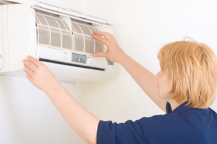 Don't Sweat It: Tips to Prep Your AC for the Summer Months.