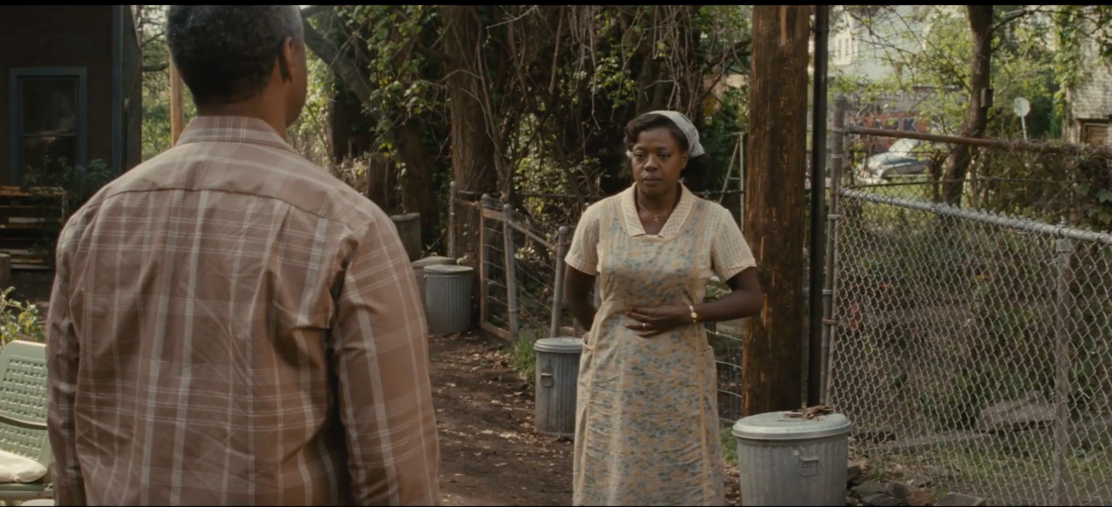Movie Night Feature: FENCES, A Powerful Drama Film!