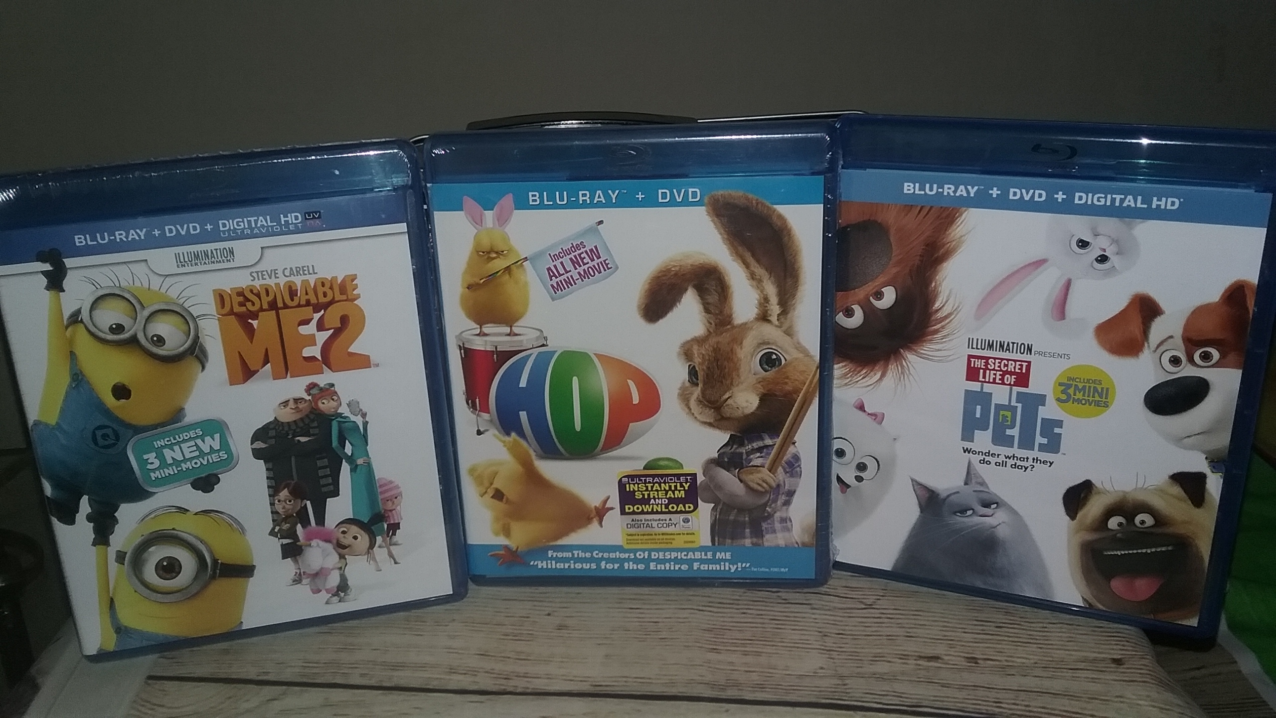 Great Family & Kids Movies Now @BestBuy, you can even grab