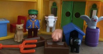 PLAYMOBIL Introduces the 1.2.3. My Take Along Farm