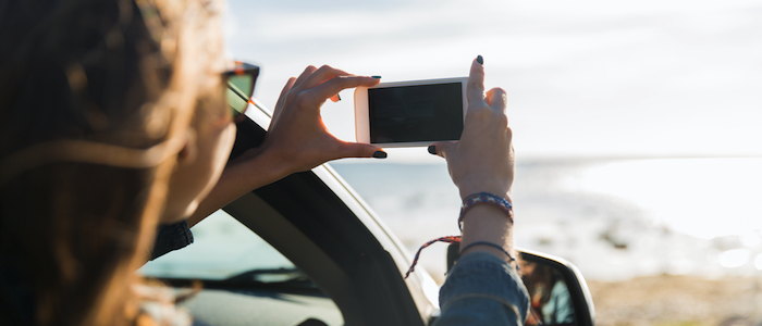 Long-distance travel gadgets!