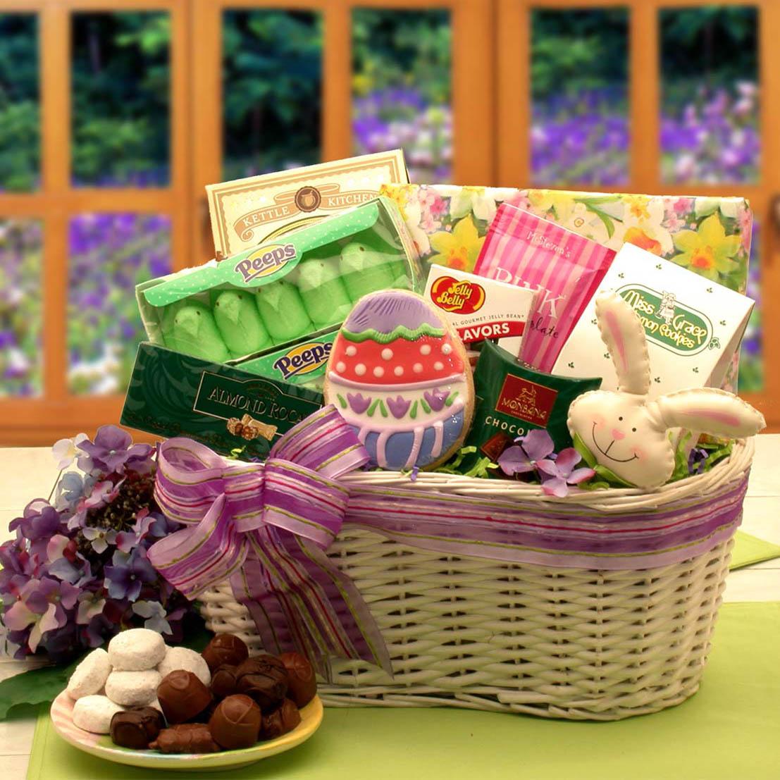 Cute Easter Basket Toys From American Plastic Toys. #American Plastic Toys
