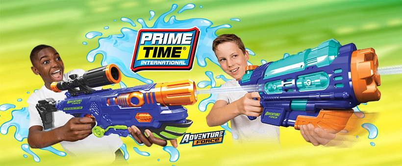 "Welcome To Our ""All Season Kids Guide""! Today's Showcase Prime Time Toys!"