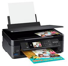 2017 Mother's Day Gift Guide Featuring The Expression Home XP-440 Small-in-One printer!