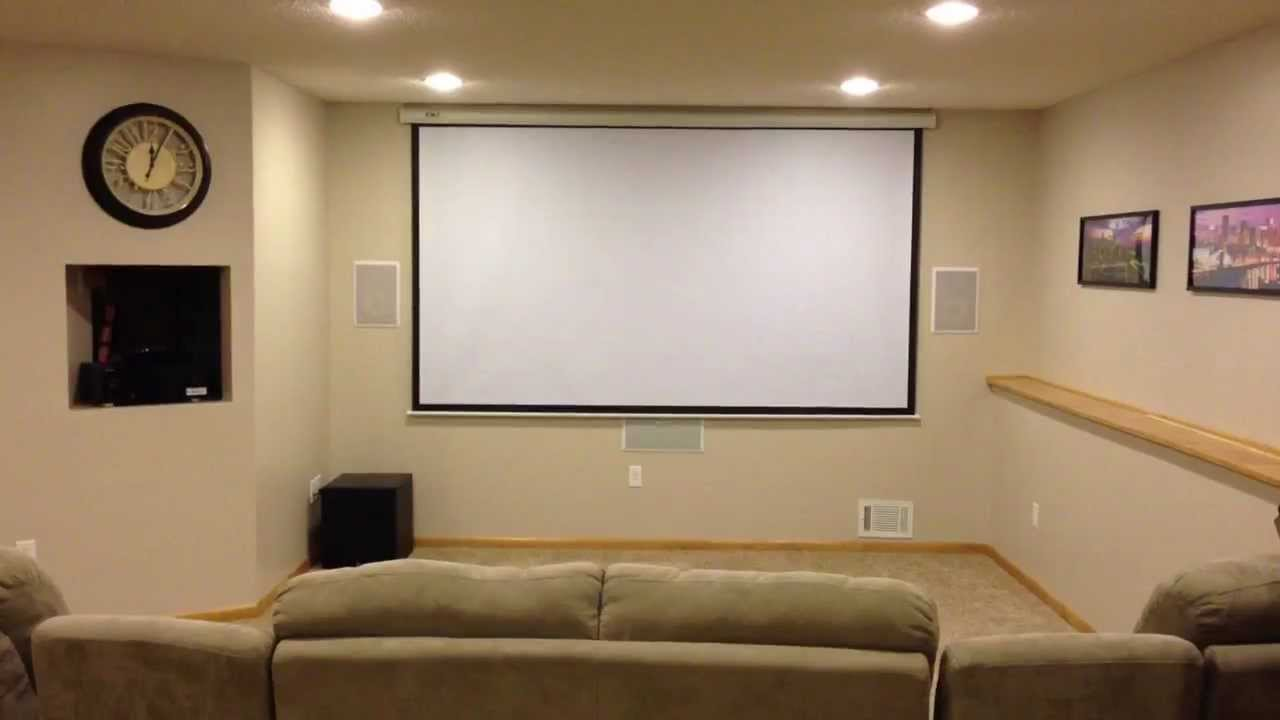Tips for Setting Up a Home Theater on a Budget Night Helper