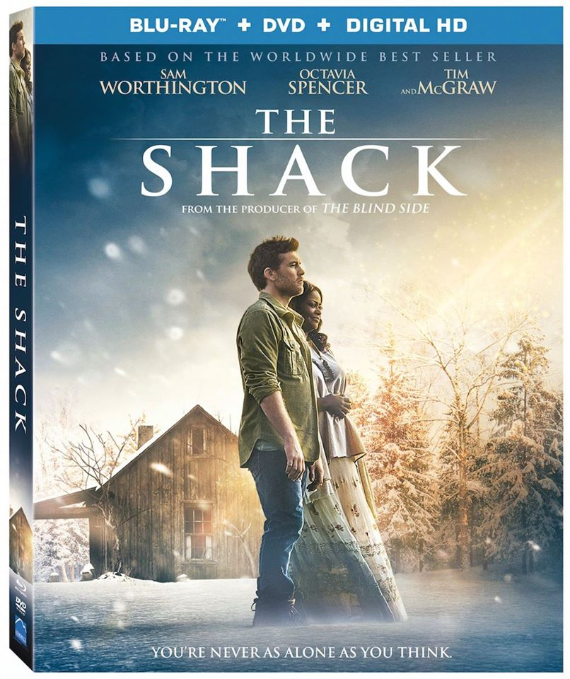 Welcome to The Shack Blu-ray Movie Giveaway!