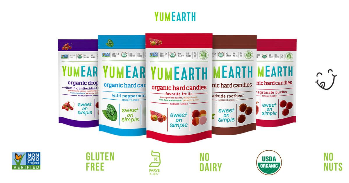 Summer Snacks Your Kids Will Love, YUMEARTH!!