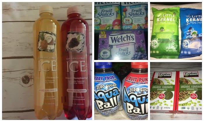 Summertime Snacks and Drinks For The Entire Family! @TheLittleKernel , @Welchs, @AquaBallDrink @GaeaOliveOil @SparklingIce @GoOrganically, @explorecuisine