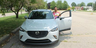 In The Words Of Britney Spears: Oops!!…They've Done It Again…Mazda That Is! Mazda 2017 CX-3 Touring AWD.  #DriveMazda  @MazdaUSA