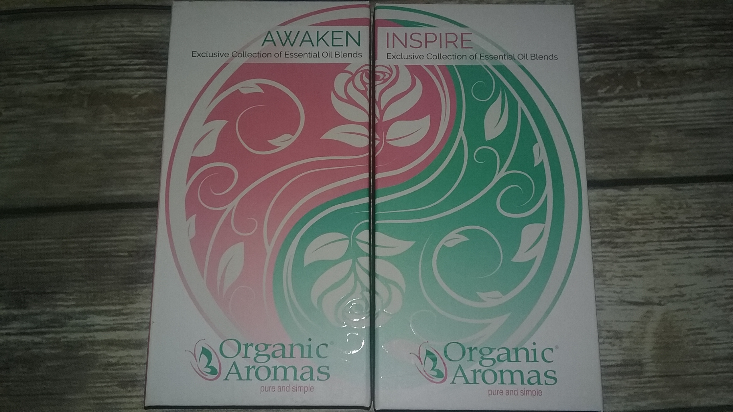 Love At First Smell, Organic Aromas Elements Premium Essential Oil Blends Collection! @OrganicAromas