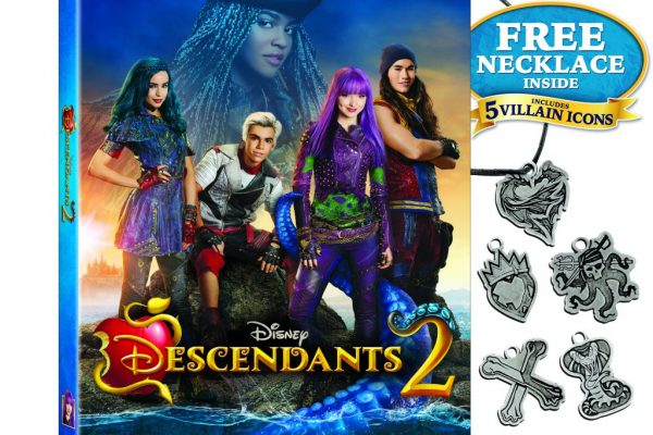 TODAY You Can Own The DESCENDANTS 2 on DVD, plus you can get the Special DESCENDANTS 2 Movie Night Kit