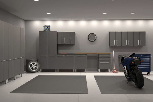 5 Ways to Bring Your Garage into the Future.