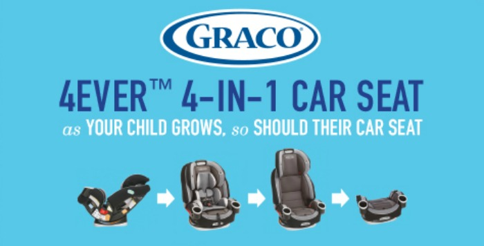 Night Helper Baby & Toddler Guide. Today's Feature Is The Graco 4Ever Extend2Fit 4-in-1 Car Seat