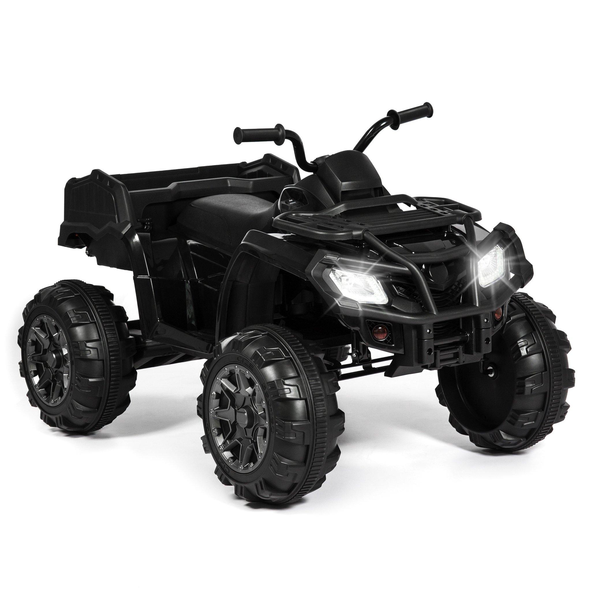 Best Choice Products 12V Powered Extra-Large Kids ATV Quad ...