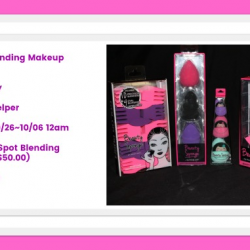 Enter To Win A My Beauty Spot Blending Makeup Sponge Set. #giveaway