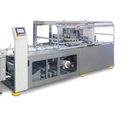 How to Shrink Wrap with Packaging System?