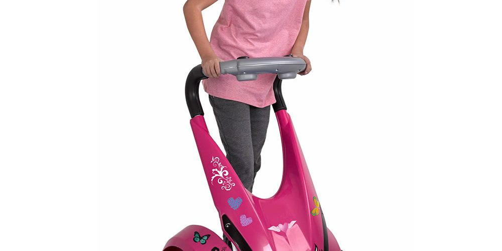 2017 Holiday Gift Guide Featuring The Child's Motorized Personal Transporter.  @Hammacher