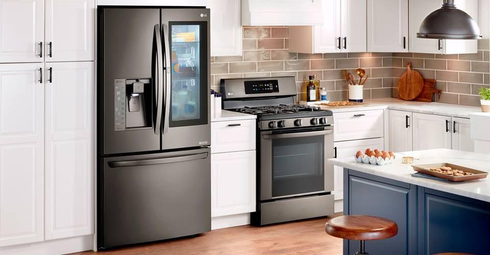 LG Appliances Prep for the Holidays.  #ad @BestBuy @LGUS