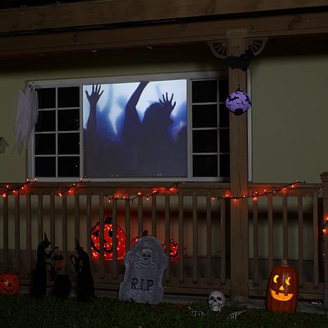 Window wonderland indoor projector with 6 bonus videos d for Window wonderland