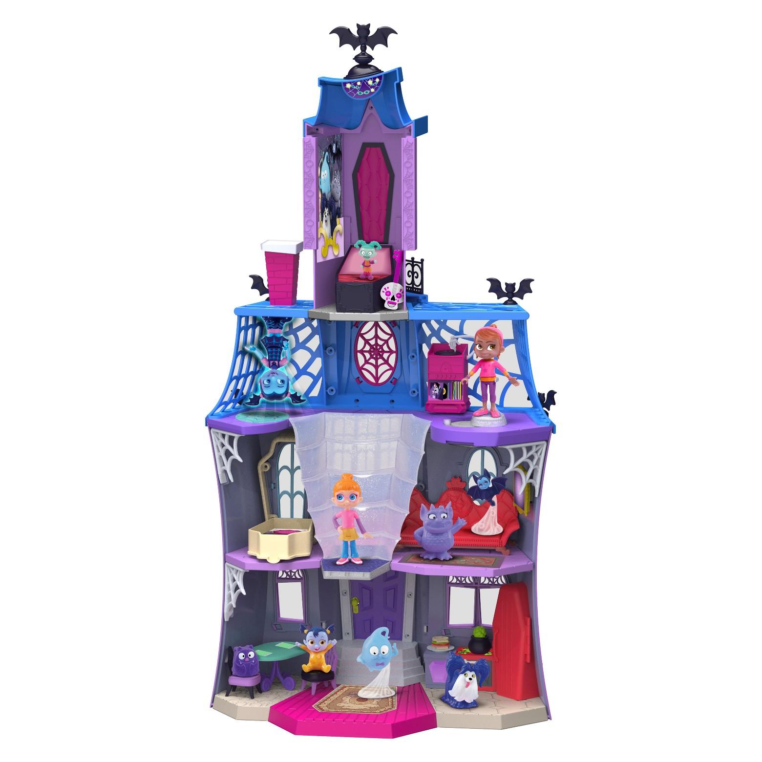 Bedroom Blueprint Holiday Time With Disney Junior S Vampirina The Scare B