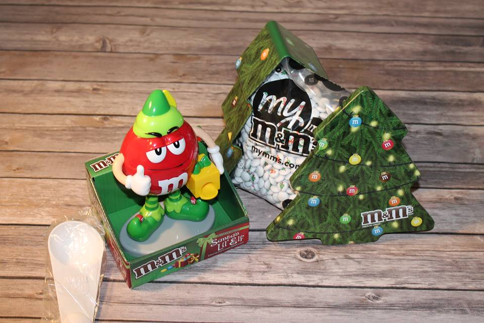 M&M\'S Christmas Socking Stuffer Collectibles, Personalize Your M&M\'S ...