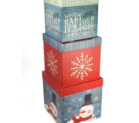 Happy Holidays From The Brand All in the Cards Collection From Walmart