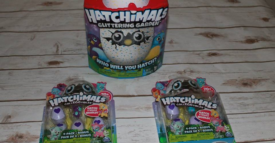 Give The Gift Of Hatchimals, the perfect holiday gift for all kids! #interact #kids #fun #holidays @SpinMaster