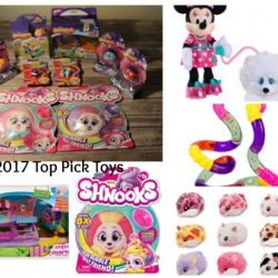 2017 Top Holiday Toys Your Kids Will Love. #holidaygiftideas #part3 @ZURUToys @JustPlay