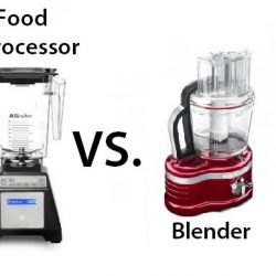 Food Processor vs. Blender: Which Is Better When Dieting?