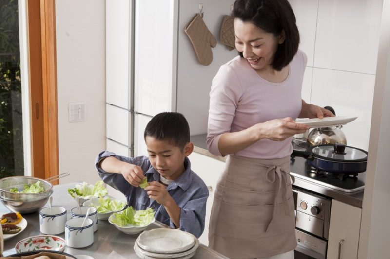 Kid-Friendly Kitchen: Teaching Kids About Healthy Cooking