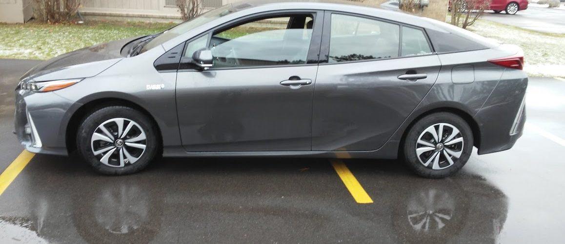 The New 2018 Toyota Prius Prime Advanced, Surprise! Surprise! Surprise! @Toyota #DriveToyota, #LetsGoPlaces