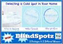 3 Packages of BlindSpotz to 3 Different Winners